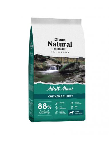 Dibaq Natural Moments Adult Maxi 15kg