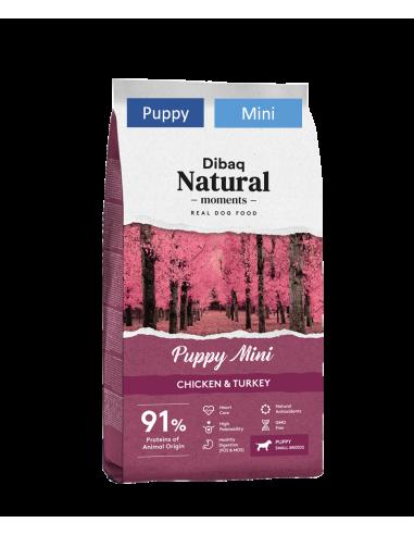 Dibaq Natural Moments Puppy Mini 3Kg