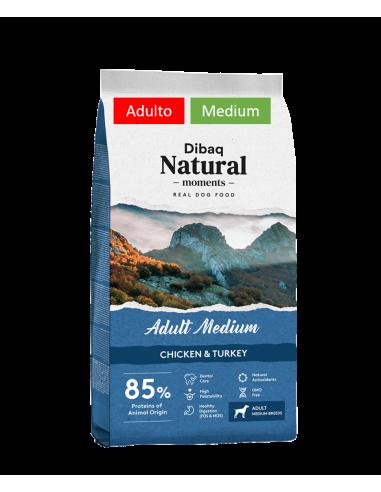 Dibaq Natural Moments Adult Medium 15Kg